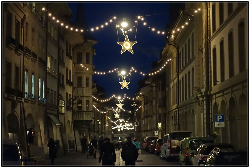 Christmas in Muenstergasse