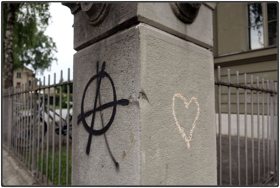 Anarchy and love