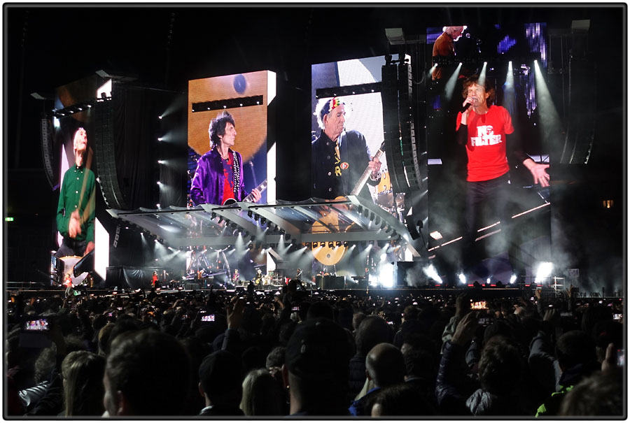 Rolling Stones No Filter Tour #6