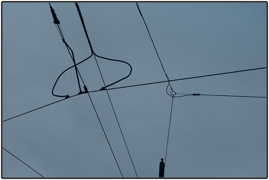 Patterns: overhead lines